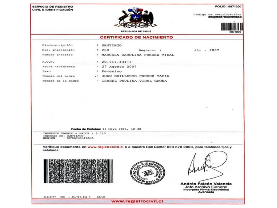 Servicio de registro civil e identificaci n implementa for Bankia particulares oficina internet entrar