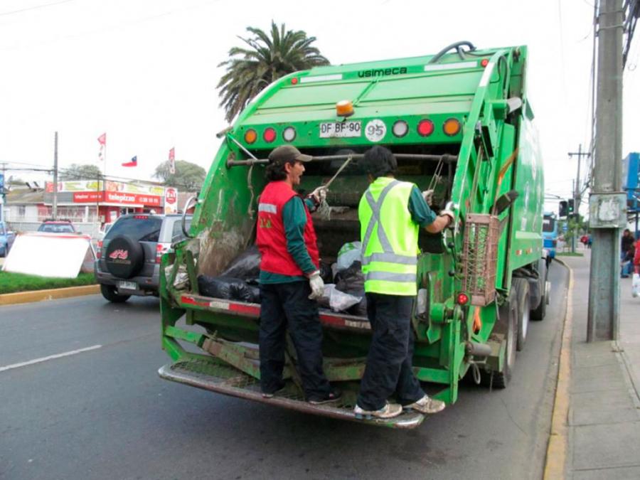 Resultado de imagen para fotos de camion recolector de basura
