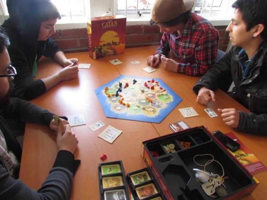 Originales Juegos De Mesa Son Promovidos Por Programa De Desarrollo